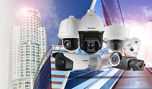 Security cameras free installed