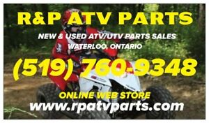 USED POLARIS ATV / UTV PARTS SALES  UP TO 70% OFF IN STOCK ITEMS
