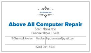 **************  Above All Computer Repair  ***************