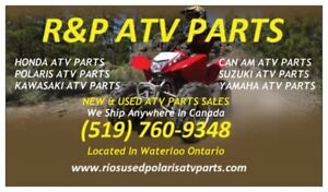 Parts For Polaris,Yamaha, Can Am, Arctic Cat,Honda, Suzuki,