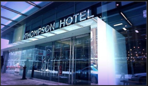 EXCLUSIVE Furnished 1 Bed in the Thompson Hotel - 629 King  West