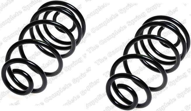 FOR VAUXHALL ASTRA H MK5 SPORT 1.6 1.8 1.9 2.0 CDTI SRI REAR COIL SPRING SPRINGS