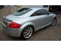 Audi TT Quattro for sale.