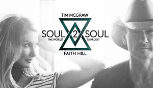 Soul2Soul (Tim McGraw & Faith Hill) Toronto, ON Friday June 23rd