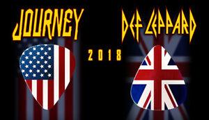 Buy Concert tickets for Journey & Def Leppard
