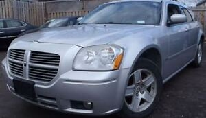 "2005 silver Dodge Magnum for sale ""The coool Wagon"""