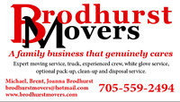 Brodhurst Movers