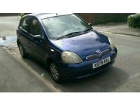 TOYOTA YARIS 1.3 CDX 5 DOOR