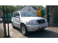 2004 Suzuki Grand Vitara 16V, 2.0 Petrol, 5 Door 4x4, 81,000 Miles