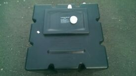 New Condition Polytank 30 Gallon Loft Cold Storage Water Storage Expansion Tank: 24x24x24 Inches