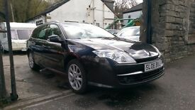 2008 Renault Laguna Dynamique S DCI, 2.0 Diesel, 5 Door Estate