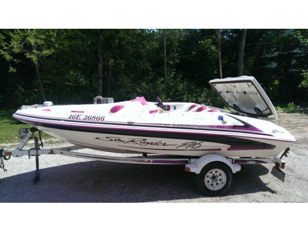 Used 1996 Sea Ray Boats F16 Sea Rayder