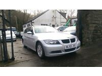 2005 BMW 320D SE Touring, 2.0 Diesel, 6 Speed Automatic, 5 Door Estate