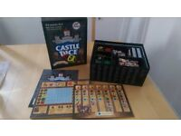 Castle Dice board game