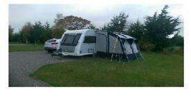 Royal Caravan Awing