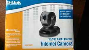 10/100 Fast Ethernet Internet Camera