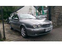 2004 Jaguar X-Type V6 SE, Automatic, 4 Door Saloon, 83,000 Miles