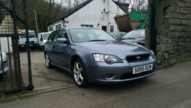 2005 Subaru Legacy R Sports Tourer, 2.0 Petrol, AWD, 5 Door Estate