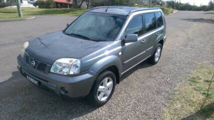 2006 Nissan X-trail SUNROOF LONG REGO DVD PLAYER Redhead Lake Macquarie Area Preview