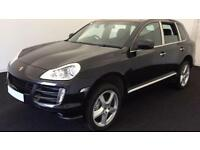 PORSCHE CAYENNE 3.0 V6 D 260 PLATINUM EDITION GTS TURBO S 4.8 FROM £62 PER WEEK!