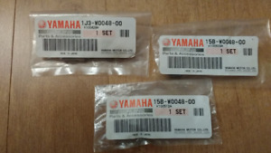 NEW Set of 3 Stock OEM Brake Caliper BLEEDERS