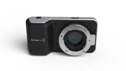 Blackmagic x Metabones EF URSA Pocket Cinema Camera Kit