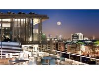 Hilton Hotel stay in London for New Year's eve 1 night stay + x2 firework tickets London eye!!