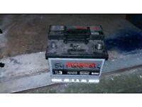 Car Battery Bosch S3 Mk4 Golf Bora Audi VW etc