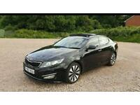 Kia optima 1.7d fully loaded swap px