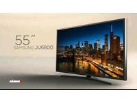 SAMSUNG 55 INCH 4K SMART LED TV ULTRA HD