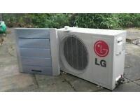 LG Air conditioner/Heater