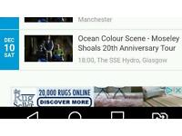 Ocean colour scene glasgow