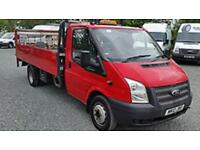 Looking for transit pickup pick up body with taillift tail lift