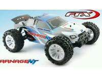 Nitro ftx carnage brand new and thunder tiger and more
