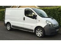 Nissan van 110k 6 speed and remapped drives faultless