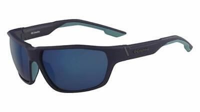 Columbia Womens Sunglasses (New Columbia C517SM-418-6414 Matte Collegiate Navy 64mm)