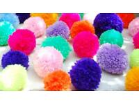 Wool required for Charity Pom Poms!!!