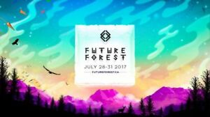 Future Forest Ticket for sale! (SOLD!)