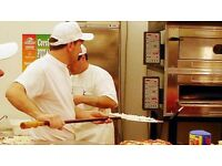 Pizzaiolo / Pizza Chef . Delivery Drivers