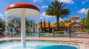 Disney Florida 3 bed 2 bath Condo