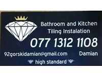Bathroom and Kitchen Fitter/Tiler