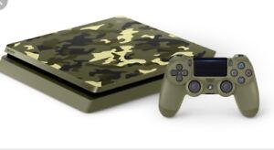 PS4 Limited Addition