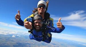 2 parachute jump tickets discount sale/2 Discounted Skydiving