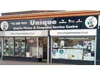 UNIQUE, Mobile Phone and Computer Service and Repair Centre