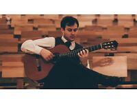Guitar Teacher/Tutor (Royal Academy of Music Graduate) - in Enfield!-