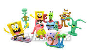 Spongebob Figures Lot