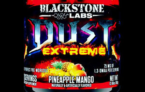 Dust Extreme by Blackstone Labs Pineapple Mango