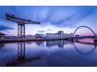 Glasgow West End 3 bed flat - HMO licensed