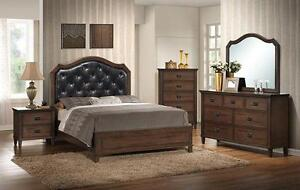 QUEEN BEDROOM SET SALE (AD 276)