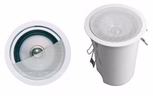 KEF Ci80.2QR In Ceiling Speakers. KEF Ceiling Speakers Pair.